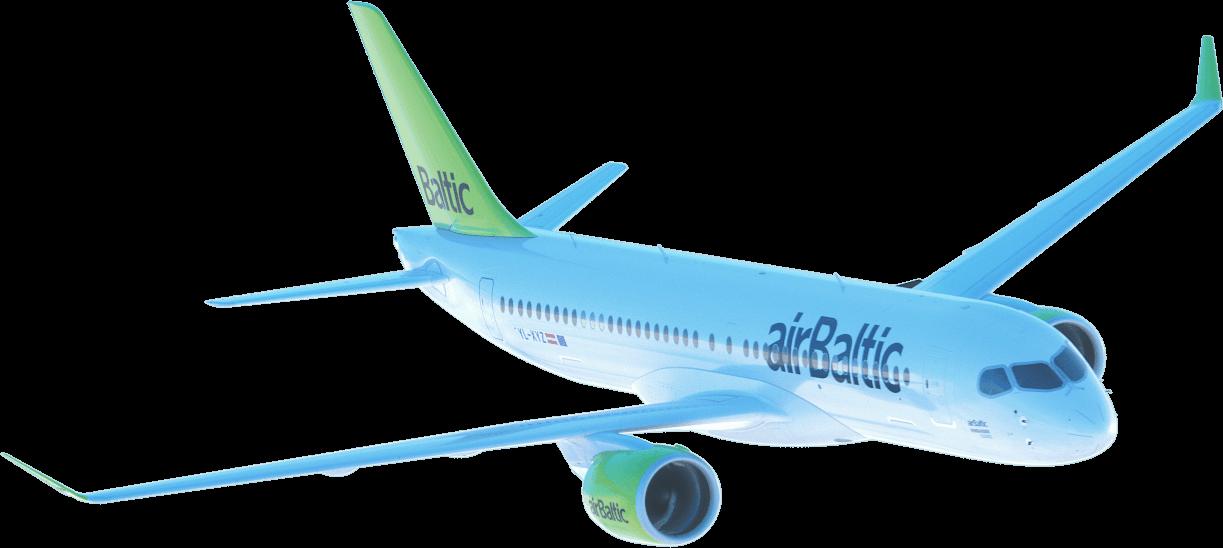 Resultado de imagen para airbaltic png